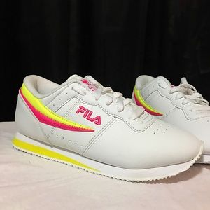Brand New Fila Sneakers